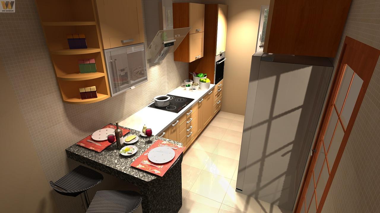 Kuchnia i jej wnętrze