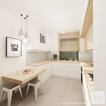 Jak urządzić ograniczoną przestrzeń w kuchni